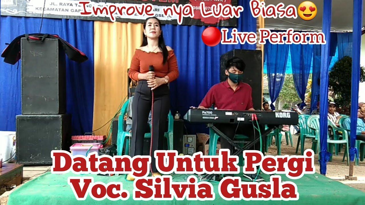 🔴DATANG UNTUK PERGI (Elvy Sukaesih) - COVER Versi Orgen Tunggal #Dangdut #Lampung #Orgen #Tunggal