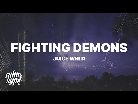 Juice WRLD - Fighting Demons (Lyrics)