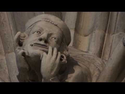 The York Minster Chapter House's Parade of Faces