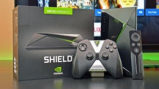 Nvidia Shield TV: Unboxing & Review