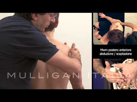 MWM posterion anterion in abduction-scaptation promo MULLIGAN THE SHOULDER