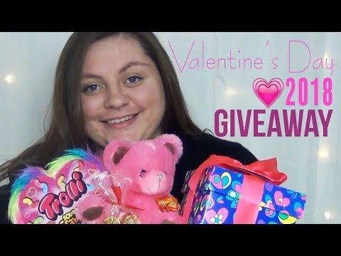 VALENTINES DAY 2018 GIVEAWAY LUSH COSMETICS AND MORE (CLOSED)