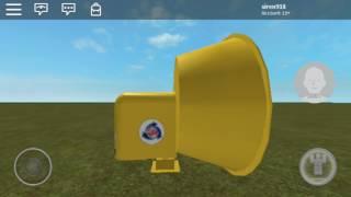 yellow asc t-135 siren roblox