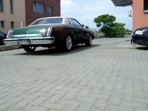 1975 oldsmobile cutlass salon youtube for 1974 cutlass salon