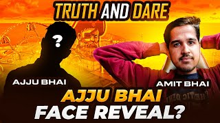 Truth and Dare Ajjubhai Face Reveal? - Garena Free Fire