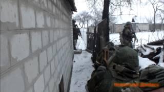 Бои в Дебальцево/Fighting in Debaltseve