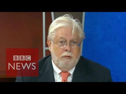 Virginia shooting 'a terrible crime' says TV station boss - BBC News