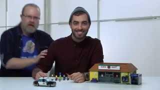 Lego® The Simpsons - Kwik-e Mart 71016 Designer Video - Lego