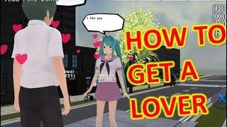 [School Girls Simulator] EASY WAY TO GET A LOVER