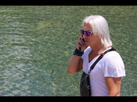 Interview with Dmitri Hvorostovsky at Ohrid, Macedonia, July 11, 2013