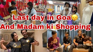 Last Day In Goa | Shopping For Family | Laughter Attack | Shoaib Ibrahim