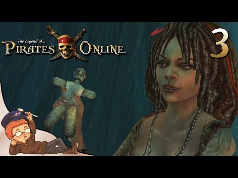 The Legend of Pirates Online: Part 3 - Voodoo Doll Questing