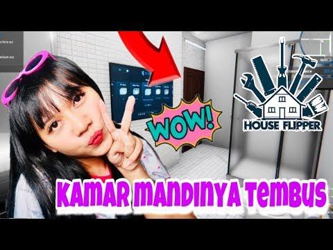 KAMAR MANDI DUA PINTU 😱 - HOUSE PLIPPER INDONESIA