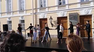 Урок классического танца от балетмейстера Ивана Васильева, 05.09.2019г.