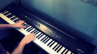 Jag saknar dig mindre och mindre - Melissa Horn (Piano cover by Felix Göransson)