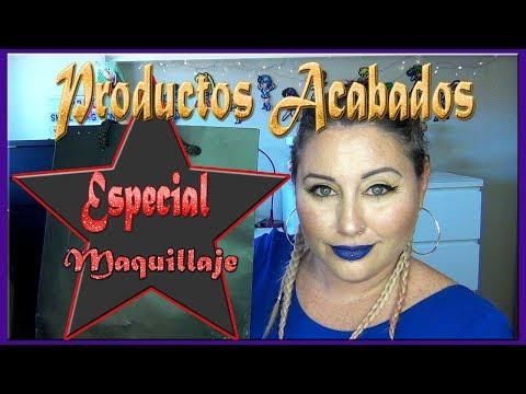 Acabados Especial Maquillaje 2