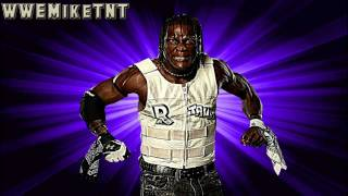 WWE 2011-2012 R-Truth 10th Theme Song