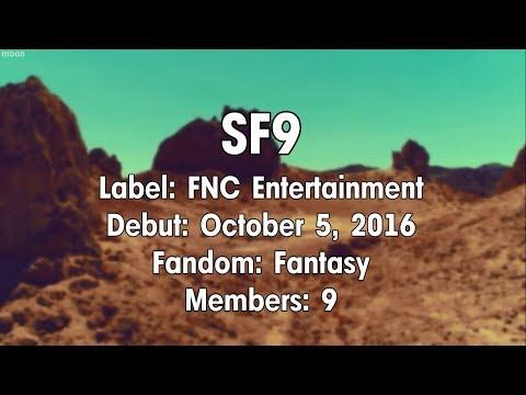 SF9 | Members Profile | O Sole Mio MV