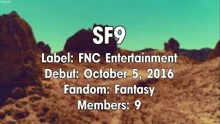 Video SF9 | Members Profile | O Sole Mio MV download MP3, 3GP, MP4, WEBM, AVI, FLV Januari 2018