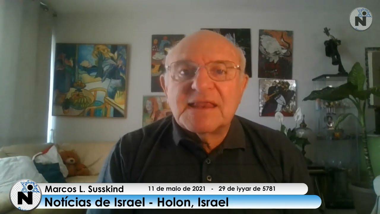 Israel Urgente com Marcos Susskind