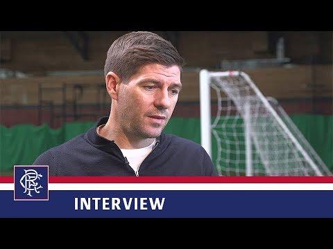 INTERVIEW | Steven Gerrard | 25 Sep 2018