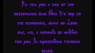 Fathoms Below - The Little Mermaid Lyrics