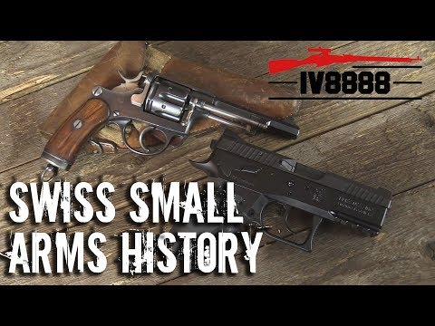 A History of Swiss Military Small Arms