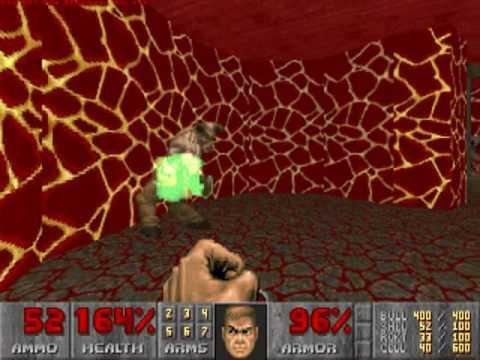 Doom 2 Level 28