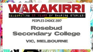 Publication Date: 2017-09-24   Video Title: ROSEBUD SECONDARY COLLEGE    P
