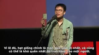 GIEO trên sân khấu TEDx | presented by Khuyen Bui