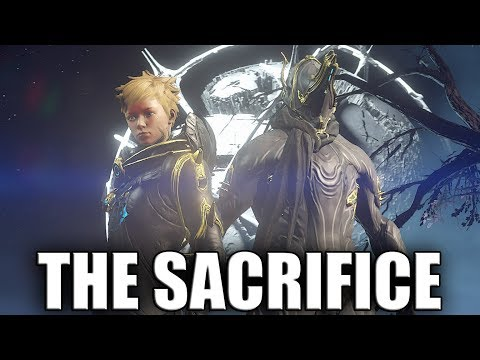 Warframe Quest: The Sacrifice - Stream Archive