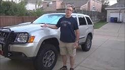 Jeep Grand Cherokee Seat Repair