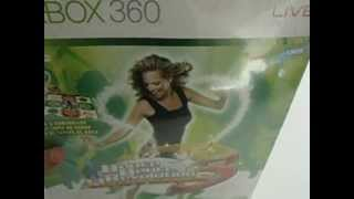 DANCE REVOLUTIONS UNIVERSE 3 JOGO + TAPETE XBOX 360