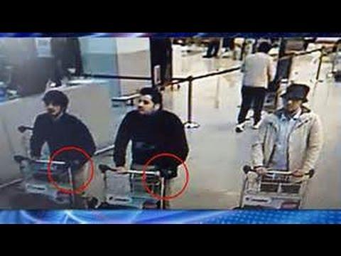 ISLAMIC terrorism Deadly bombings Brussels Belgium update Manhunt Breaking News March 24 2016