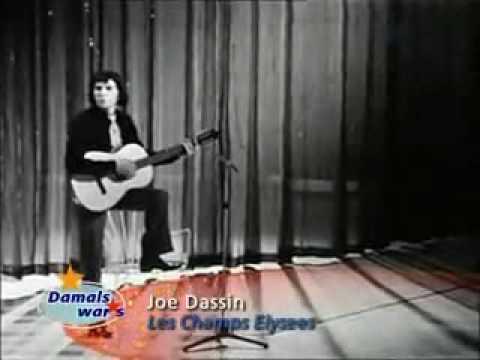 Joe Dassin  Les ChampsElysées
