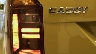 Bemutatjuk az új Caddyt!