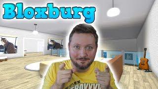 INDOOR BALCONY! -ROBLOX Bloxburg English Ep 11