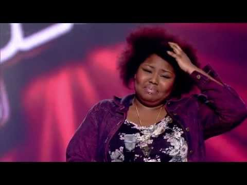 Ruth Brown FULL Blind Audition- When Love Takes Over