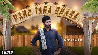 Panj Tara Dhaba    Sachin dhanju    Video Cruise    Latest Punjabi Songs 2018