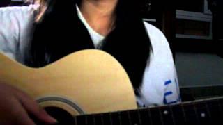Giấc mơ trưa - guitar cover by MH
