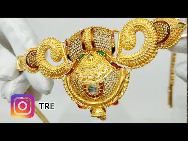 Gold Half Kamarbandh Weight And Price Gold Kandora Youtube