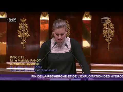 «M. HULOT, PENSEZ-VOUS QUE LES BANQUES VONT NOUS SAUVER DU CHANGEMENT CLIMATIQUE?» - Mathilde Panot