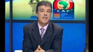 مباراة مصر والجزائر 4-0 algeria vs egypt