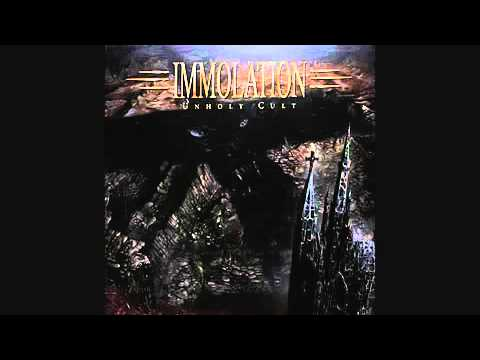 Immolation -Reluctant Messiah
