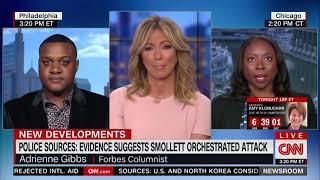 Ernest Owens on CNN Discussing Jussie Smollett Hate Crime Allegations