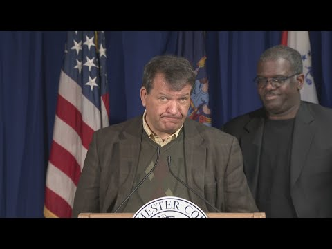 Westchester County Executive Latimer Provides Update On The Storm