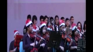 Gambar cover NKB 3 Terpujilah Allah (Natal 2012) - One Heart 4JC Band