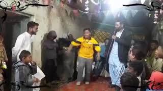 Funny dance || for balochi song ||  waqar albaloshi songs