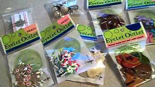 Eyelet & brad rak facebook discount and special surprise!