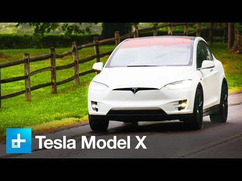 Tesla Model X P100D - Hands On Review
